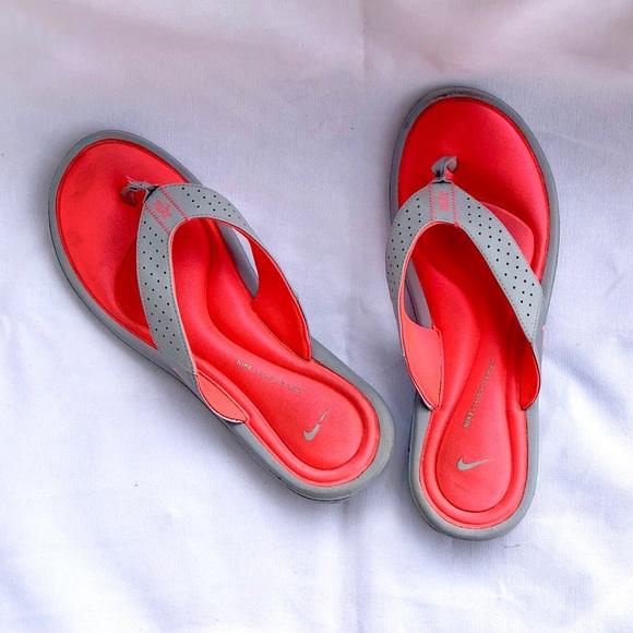 memory foam sandals womens